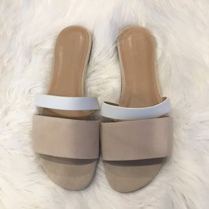 NWT BR double strap slide